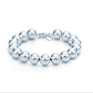 Tiffany & Co Ball Bracelet in Sterling Silver